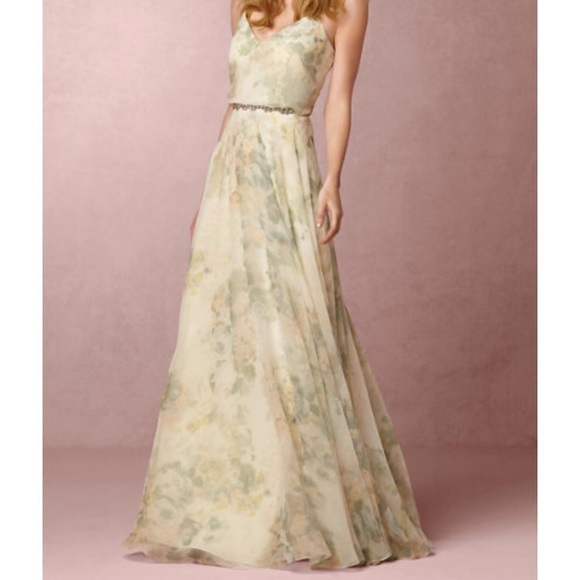 f30155a3f490 Jenny Yoo Dresses & Skirts - Jenny Yoo Inesse Dress from BHLDN by  Anthropology